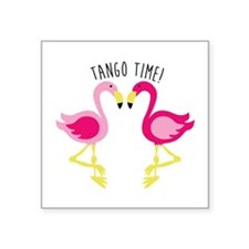 Tango Time! Sticker
