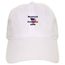 Vote For Meatwad Baseball Cap