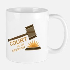 Court Session Mugs