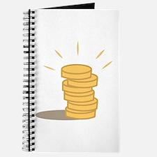 Gold Coins Journal