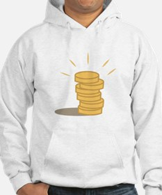 Gold Coins Hoodie