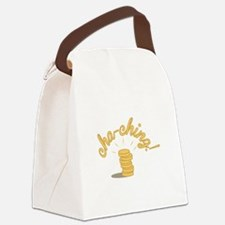 Coin Cha-ching! Canvas Lunch Bag