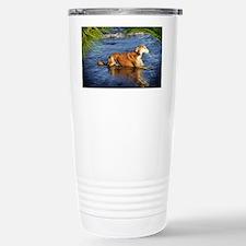 Saluki Travel Mug