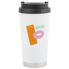 Safety First Travel Mug