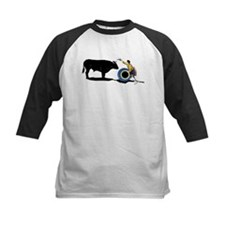 Clown and Bull-No-Text Tee