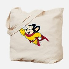 Mighty Mouse 14 Tote Bag