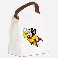 Mighty Mouse 14 Canvas Lunch Bag
