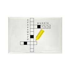 Crossword Fun Magnets