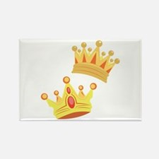 Royal Crowns Magnets