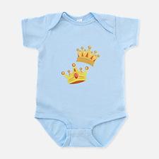 Royal Crowns Body Suit