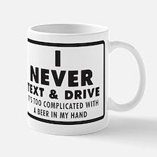 Text & Drive Mug