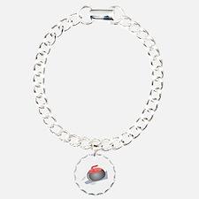 Curling Rock Bracelet