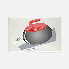 Curling Rock Magnets