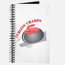 Curling Champs Journal