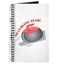 Go Curling Team Journal