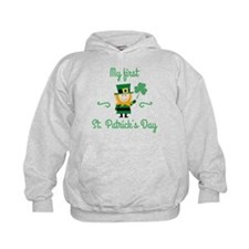My First St. Patrick's Day Hoodie