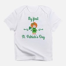 My First St. Patrick's Day Infant T-Shirt