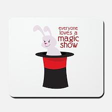 Magic Show Mousepad