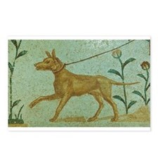 Dog mosaic, Tunisia Postcards (Package of 8)