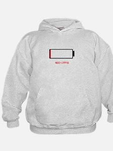 Cute Battery Hoodie