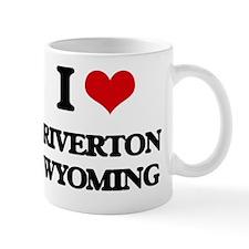 I love Riverton Wyoming Mug
