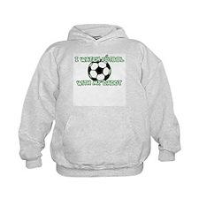 Futbol Daddy Hoodie
