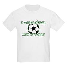 Futbol Daddy T-Shirt