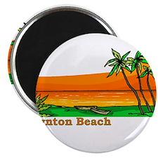 "Boynton Beach, Florida 2.25"" Magnet (10 pack)"