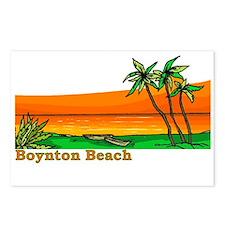 Boynton Beach, Florida Postcards (Package of 8)