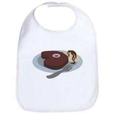 Steak Dinner Bib