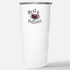 Meat & Potatoes Travel Mug