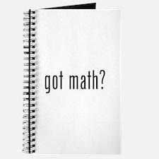 got math? Journal