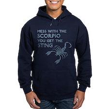 Scorpio Stings Hoodie