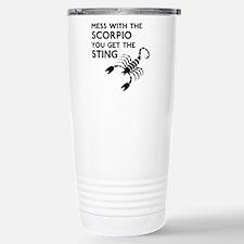 Scorpio Stings Travel Mug