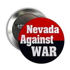 Nevada Against War Button