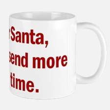 Coffee Mug. More ice time.