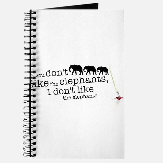 If you don't like the elephants Journal