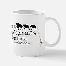 If you don't like the elephants Mugs