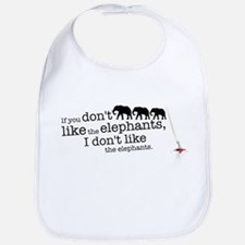 If you don't like the elephants Bib