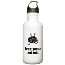 Free Your Mind Sports Water Bottle