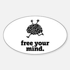 Free Your Mind Decal