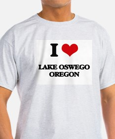 I love Lake Oswego Oregon T-Shirt