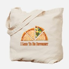 I like to be different Tote Bag