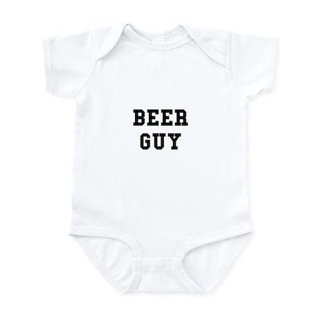 Beer Guy Infant Bodysuit