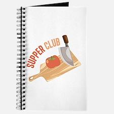 Supper Club Journal