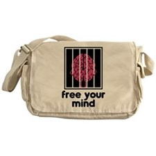 Free Your Mind Messenger Bag