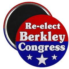 Berkley for Congress Magnet