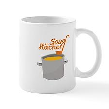 Soup Kitchen Mugs