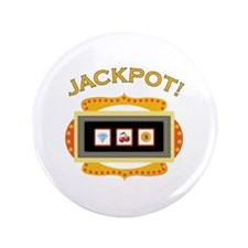 """Jackpot! 3.5"""" Button"""