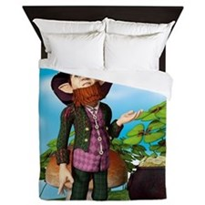 Leprechaun Queen Duvet